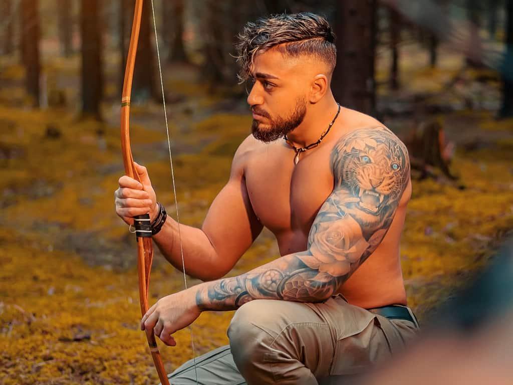 12 Tattoos As Symbols Of Strength Self Tattoo