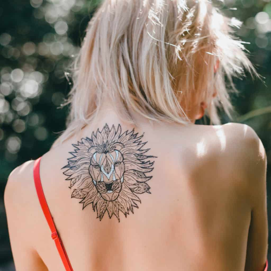 The Symbolism And Meaning Of Lion Tattoos Self Tattoo Shpadyreva julia tattooer and artist based in moscow. symbolism and meaning of lion tattoos
